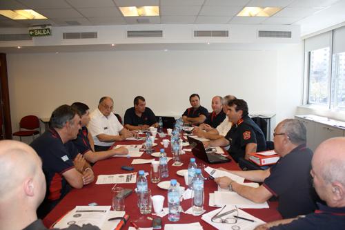 Reunión de Mesa Ejecutiva de la Academia