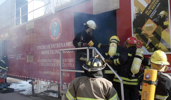 El CEMI llevó capacitación a todo el país.