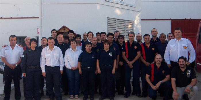 Se realizó el curso de Pedagogía 1 en Realicó, provincia de La Pampa.