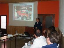 Curso Oficial de Seguridad de Incidentes en Santiago del Estero