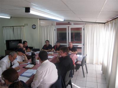 Reunión de Mesa  Ejecutiva de la Academia  Nacional