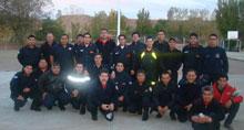 Curso Oficial de Seguridad de Incidentes en Neuquen