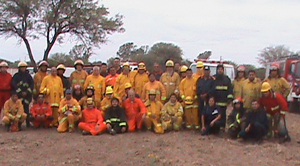Curso de incendios Forestales