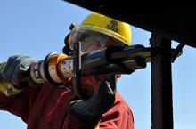 1º Jornadas Nacionales de Rescate vehicular para Bomberos Voluntarios.