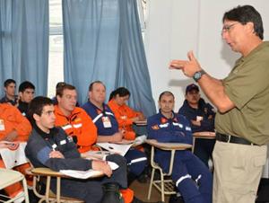 Más de 750 bomberos participaron del Congreso Nacional de Villa María
