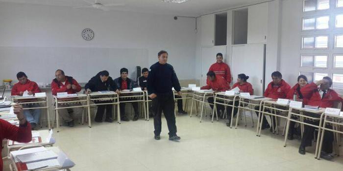 """Curso """"OFICIAL DE SEGURIDAD DE INCIDENTES"""" LA RIOJA"""
