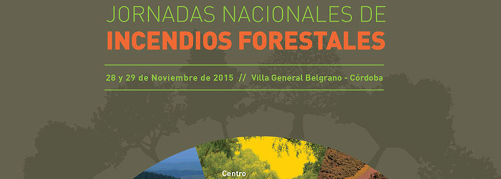 Jornadas Nacionales de Incendios Forestales