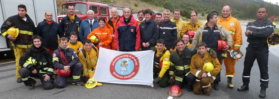 Del 09 al 13 de mayo: Curso-Taller Incendios Forestales en Balcarce