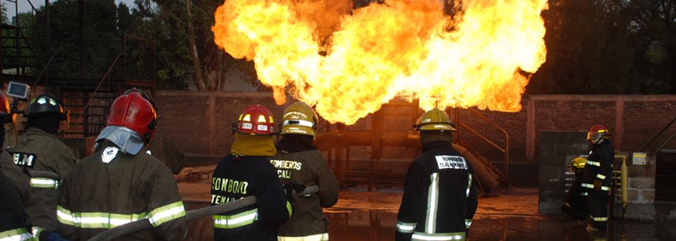 Capacitación Internacional: Curso OBA Tácticas y Estrategias contra Incendios Estructurales