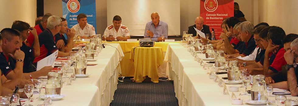 Reunión de Consejo Consultivo de la ANB