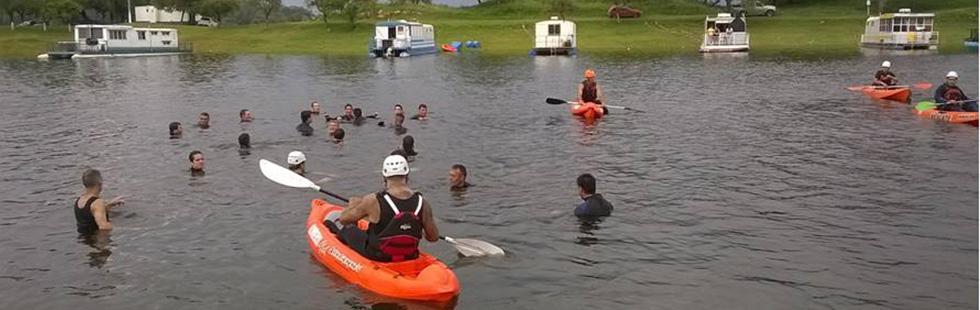 Departamento de Rescate Acuático: Operativos de rescate ante inundaciones