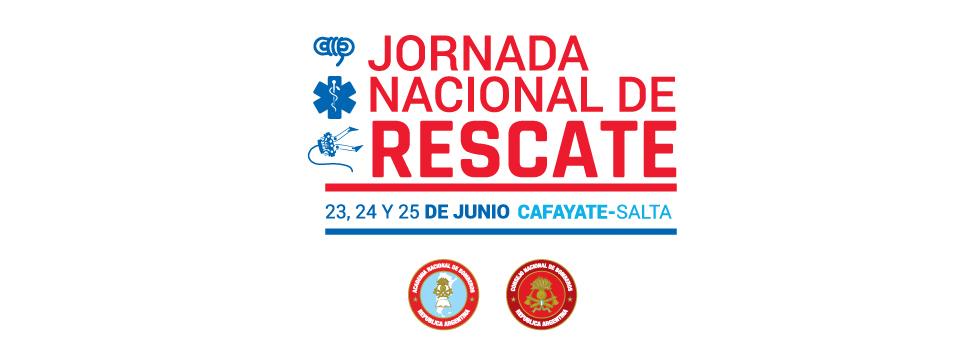 Comienza la Jornada Nacional de Rescate