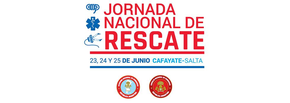 Jornada Nacional de Rescate