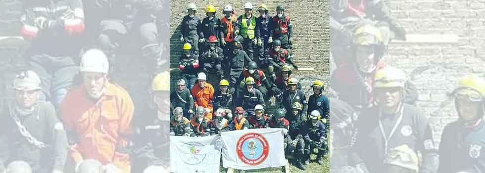 Búsqueda y Rescate en Estructuras Colapsadas en Entre Ríos