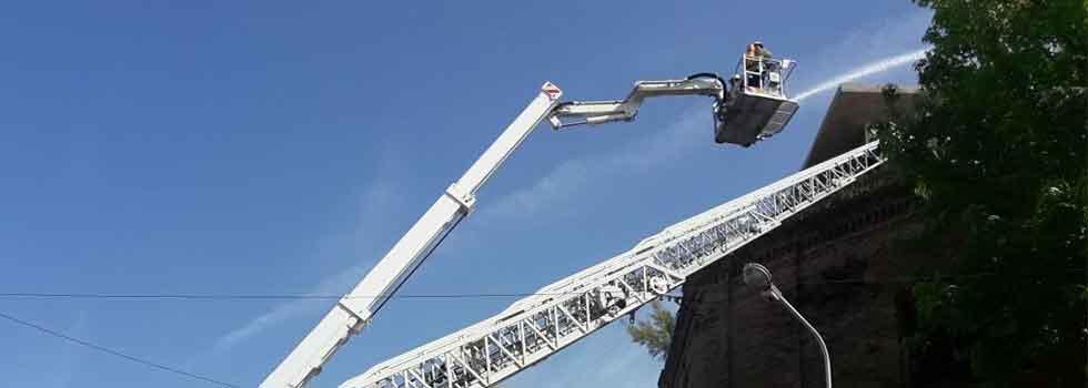 Capacitación del Departamento de Incendios Estructurales en Entre Ríos