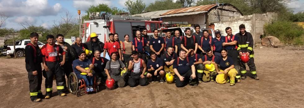 Capacitación de Rescate Vehicular en Santiago del Estero