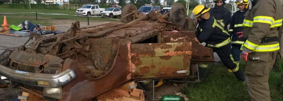 Curso de Rescate Vehicular Liviano en Corrientes