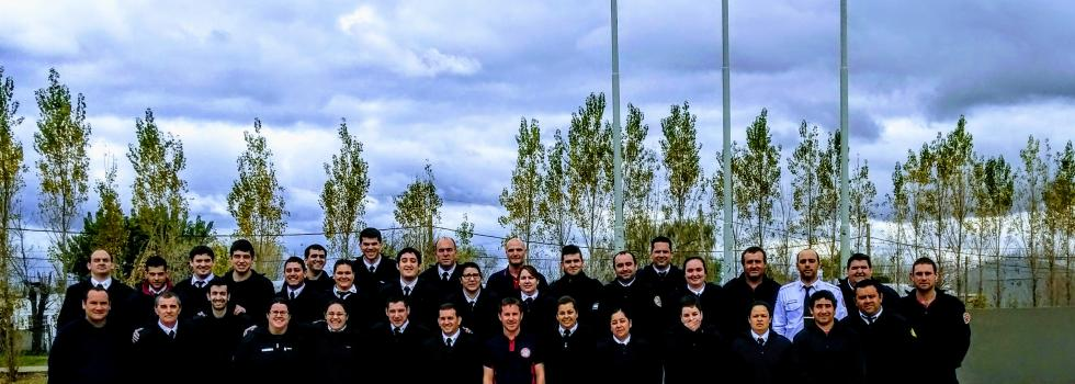 Bomberos de Santa Fe se capacitaron en Pedagogía