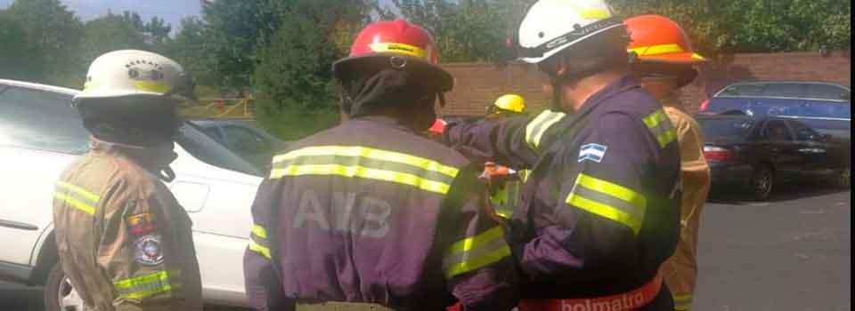 EEUU: curso de Formación de Instructores en Rescate Vehicular