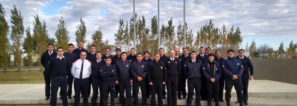 Departamento de Seguridad del Bombero: formación en seguridad y salud ocupacional bomberil