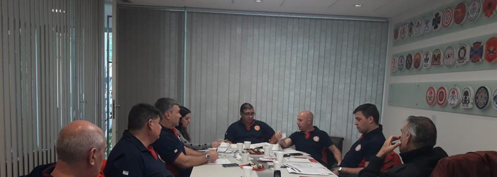 Reunión de Mesa Ejecutiva y Directores Regionales