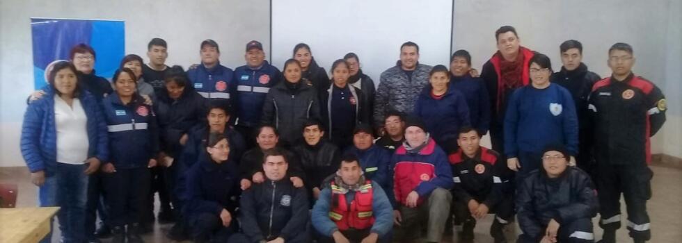 Socorrismo para Federación Jujuy