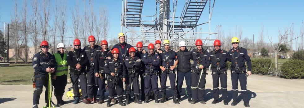 Taller de Nivelación y Certificación Rescate con Cuerdas