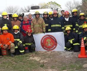Rescate Vehicular para bomberos de Chaco