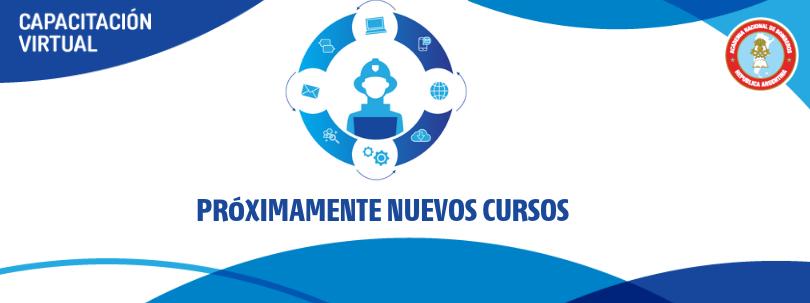 Nuevos cursos de la modalidad virtual de la ANB
