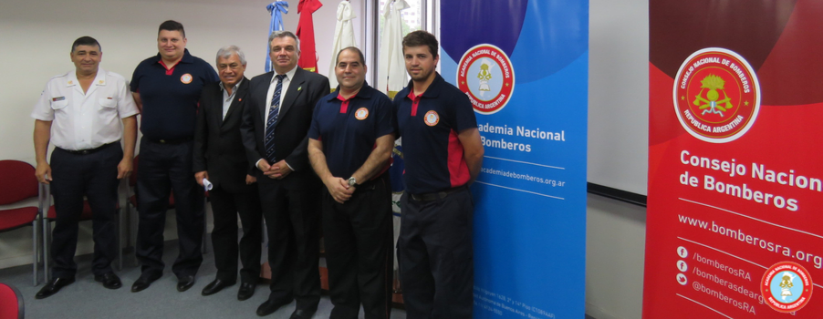 Nueva certificación para los bomberos