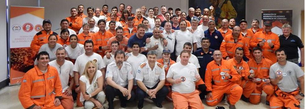 Brigada USAR Federación Córdoba