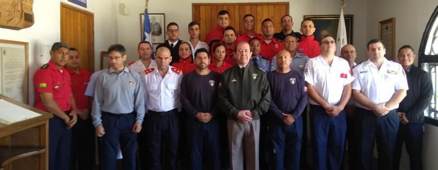 Capacitación Internacional en Chile