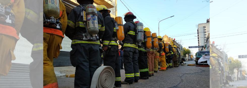 Charla sobre Incendios en Líneas de Alta Tensión