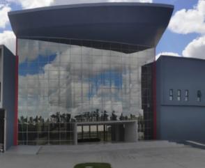 Apertura del Centro Nacional de Entrenamiento para Bomberos