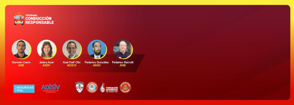 Jornada de Conducción Responsable: Charlas de Prevención para Bomberos y Comunidad