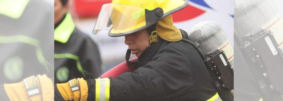 Un instructor de la ANB se capacita en Protección Radiológica