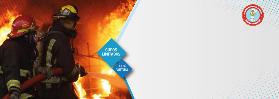 Capacitación Virtual: El rol del bombero en la preservación de la escena del incendio